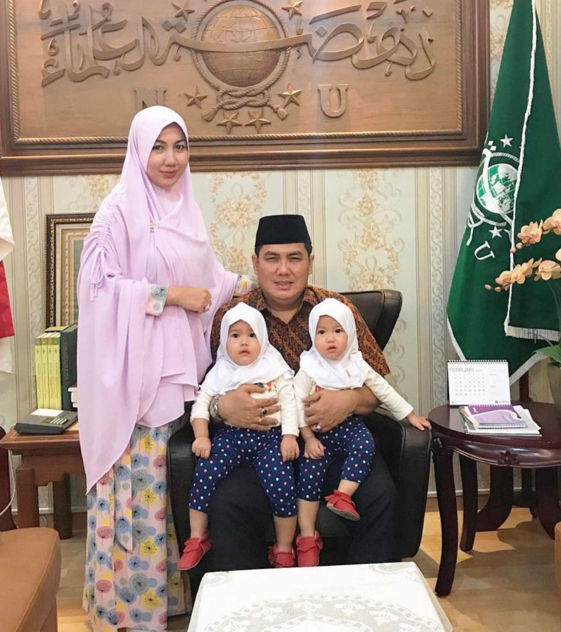 Bapak Helmy Faishal & Keluarga